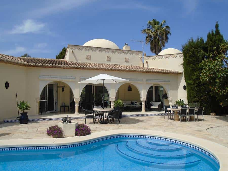 Ref:PPS10001D Villa For Sale in Javea