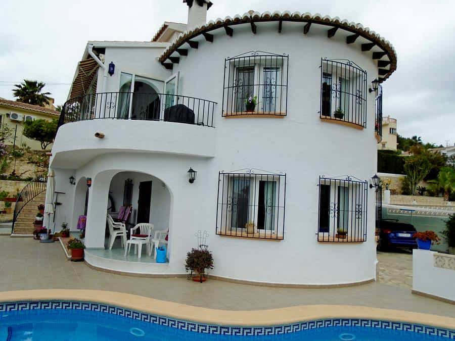 Ref:PPS10003D Villa For Sale in Benitachell