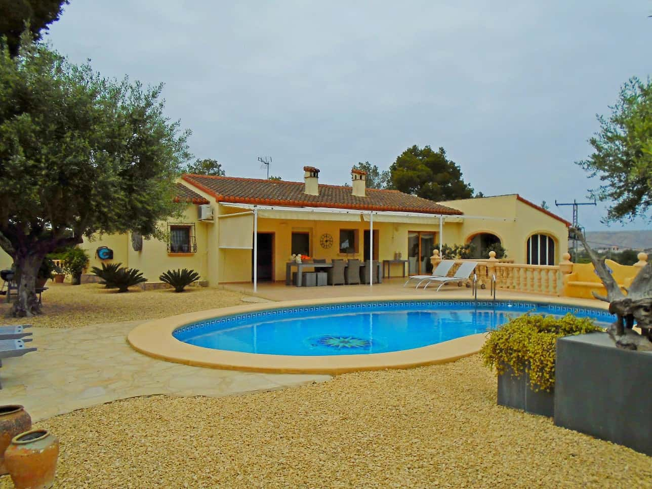 Ref:PPS10004D Villa For Sale in Javea