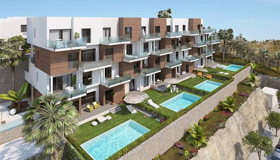 Ref:PPS20036C Apartment For Sale in Villamartin