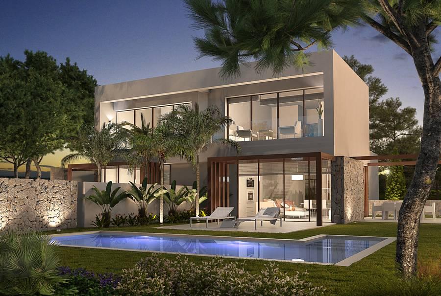 Ref:PPS20028C Villa For Sale in Orihuela Costa