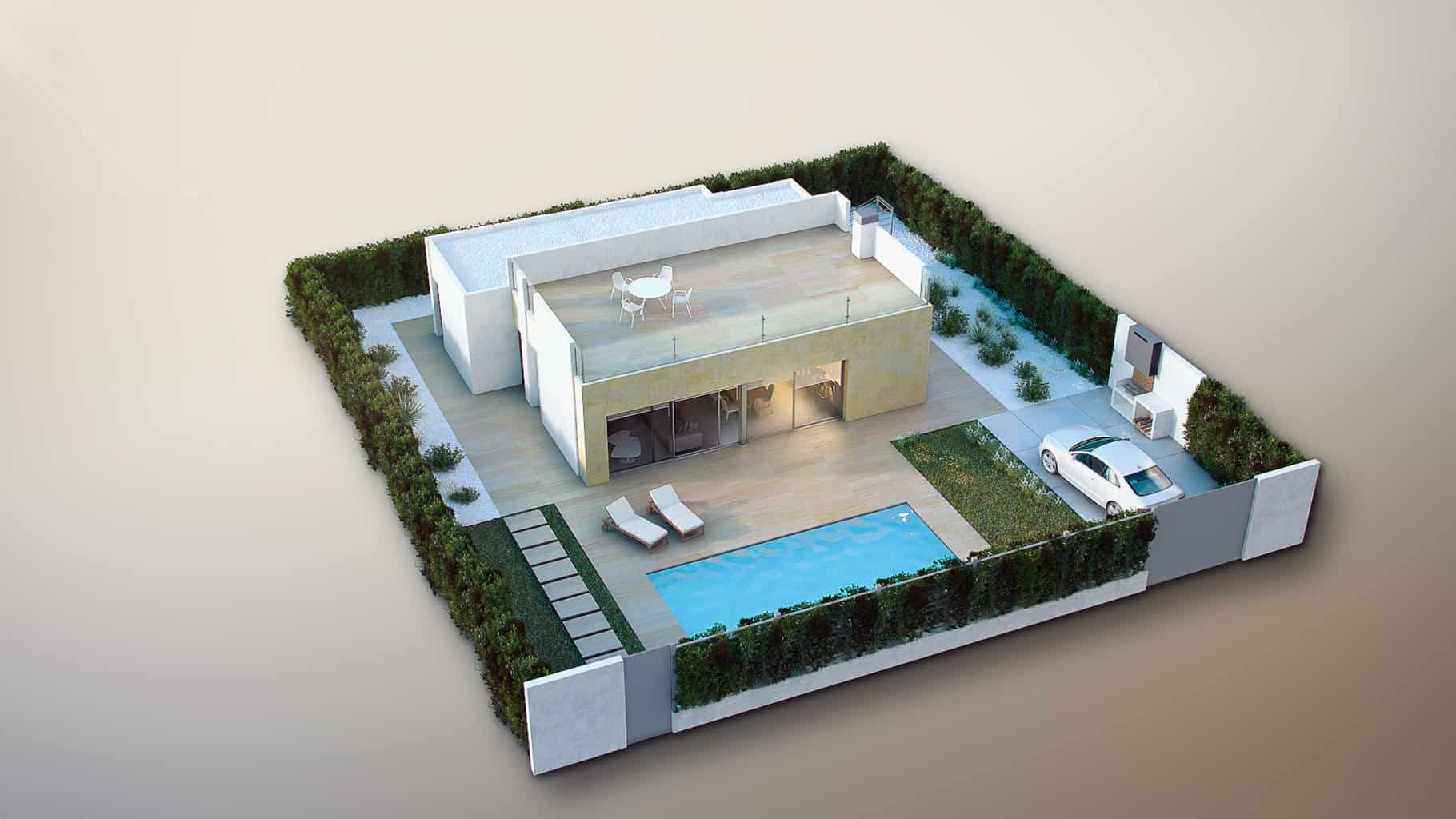 Ref:PPS20012C Villa For Sale in Polop
