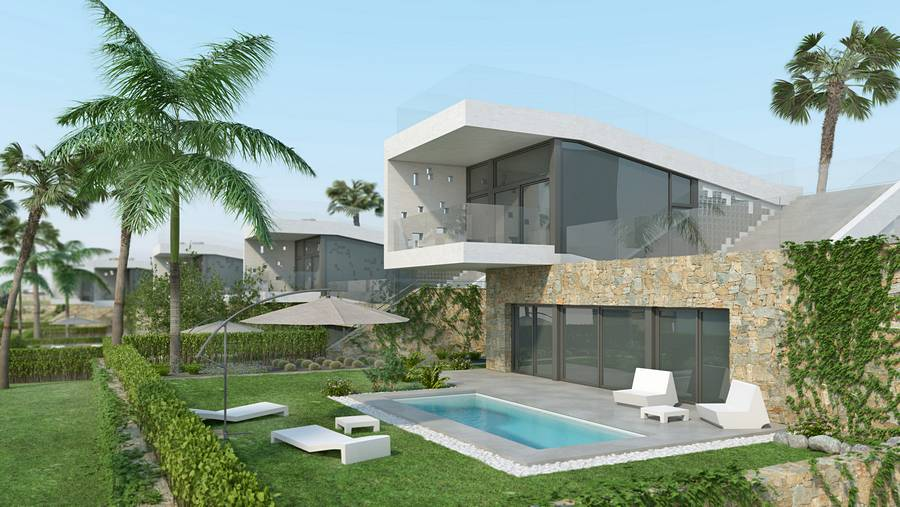 Ref:PPS20037C Villa For Sale in Algorfa