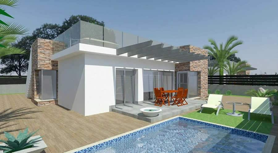catreme villas 3 bedroom villas polop perfect property