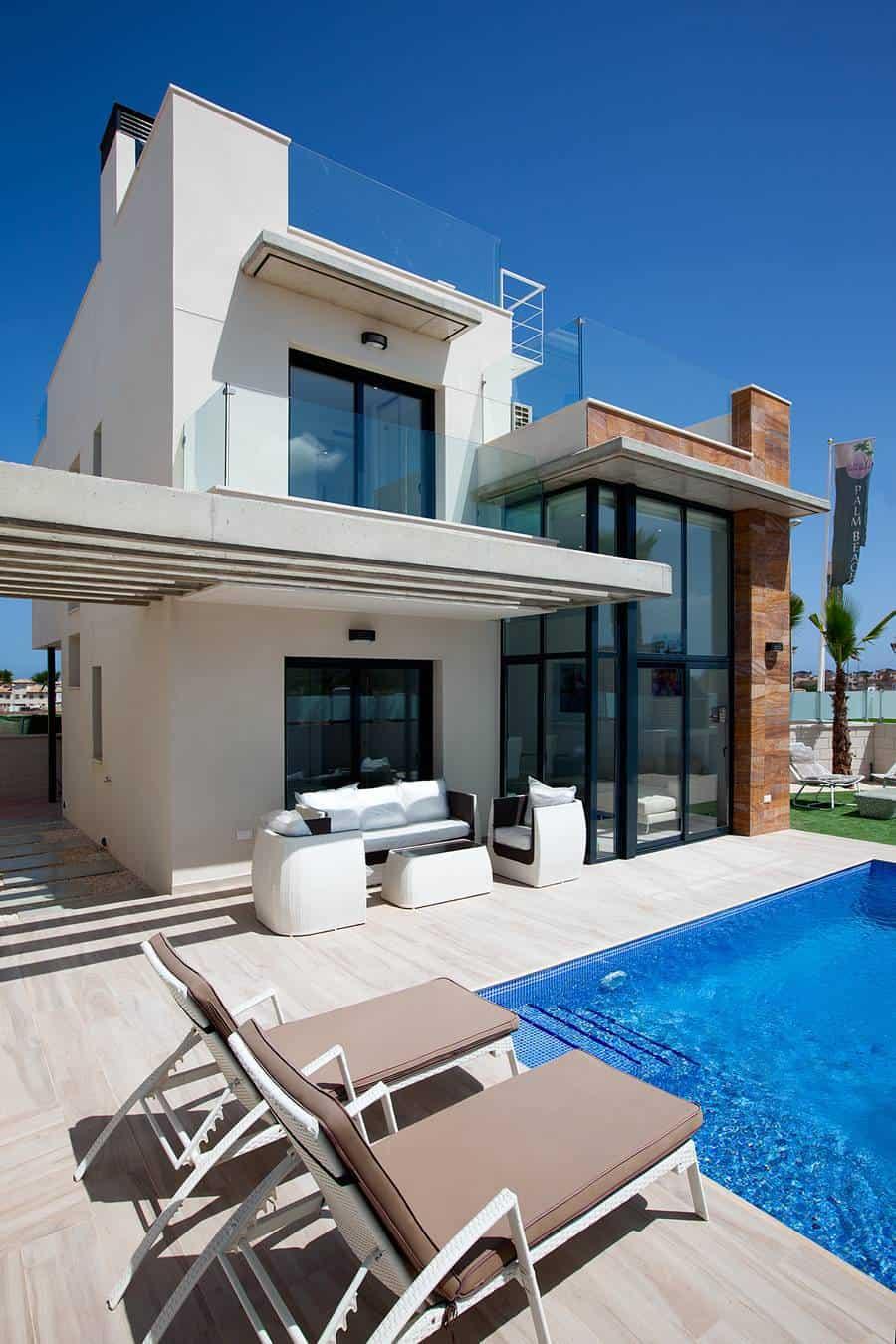 Ref:PPS20069C Villa For Sale in Villamartin