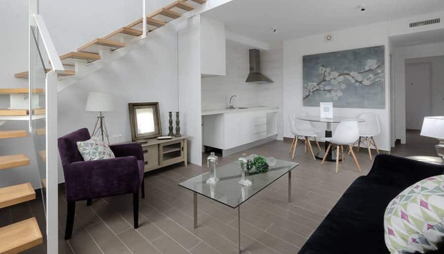 1  2 Or 3 Bedroom Duplex Apartments - Santa Pola