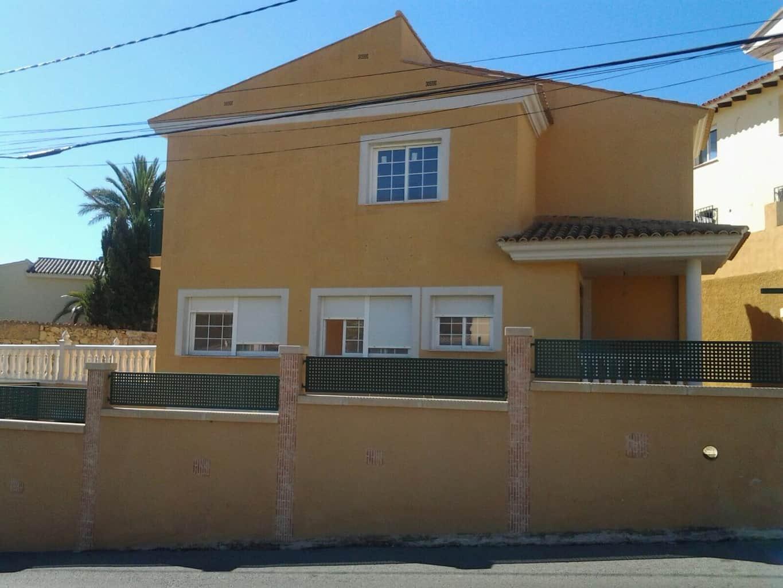 Ref:PPS10006D Villa For Sale in La Nucia