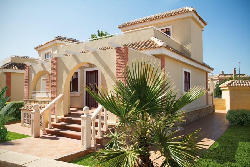 Ref:PPS20097C Villa For Sale in Balsicas