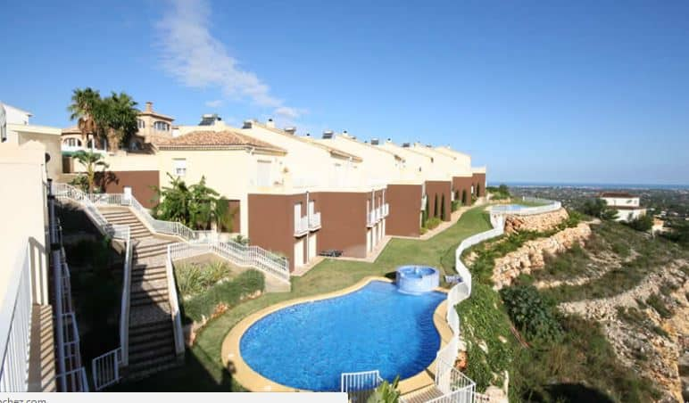Ref:PPS20129C Townhouse For Sale in Pedreguer