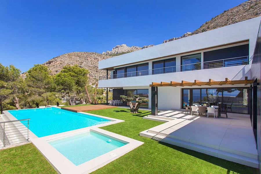 Ref:PPS20174C Villa For Sale in Altea