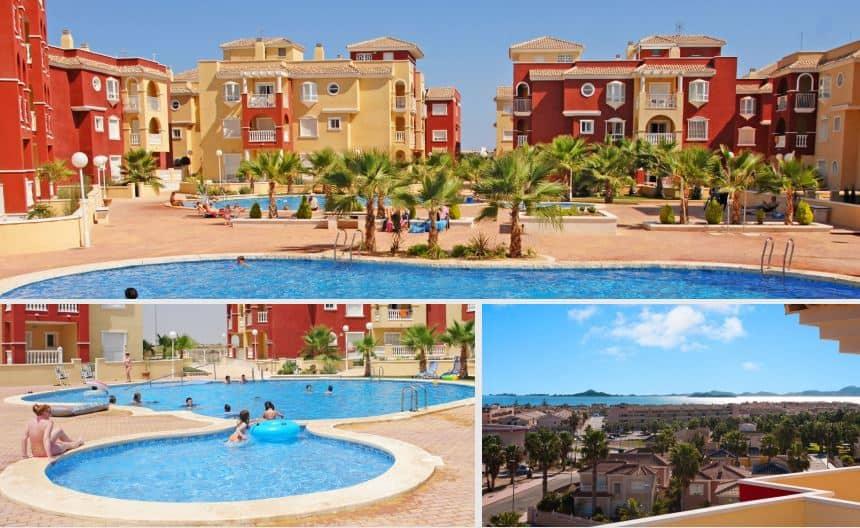 Ref:PPS20131C Apartment For Sale in Los Alcazares