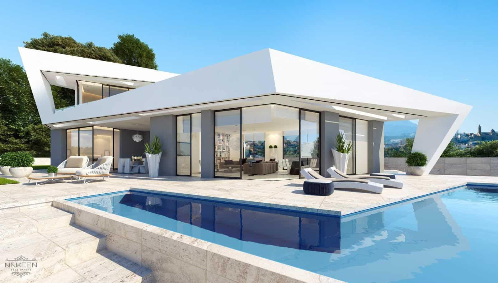 Ref:PPS20166C Villa For Sale in Javea