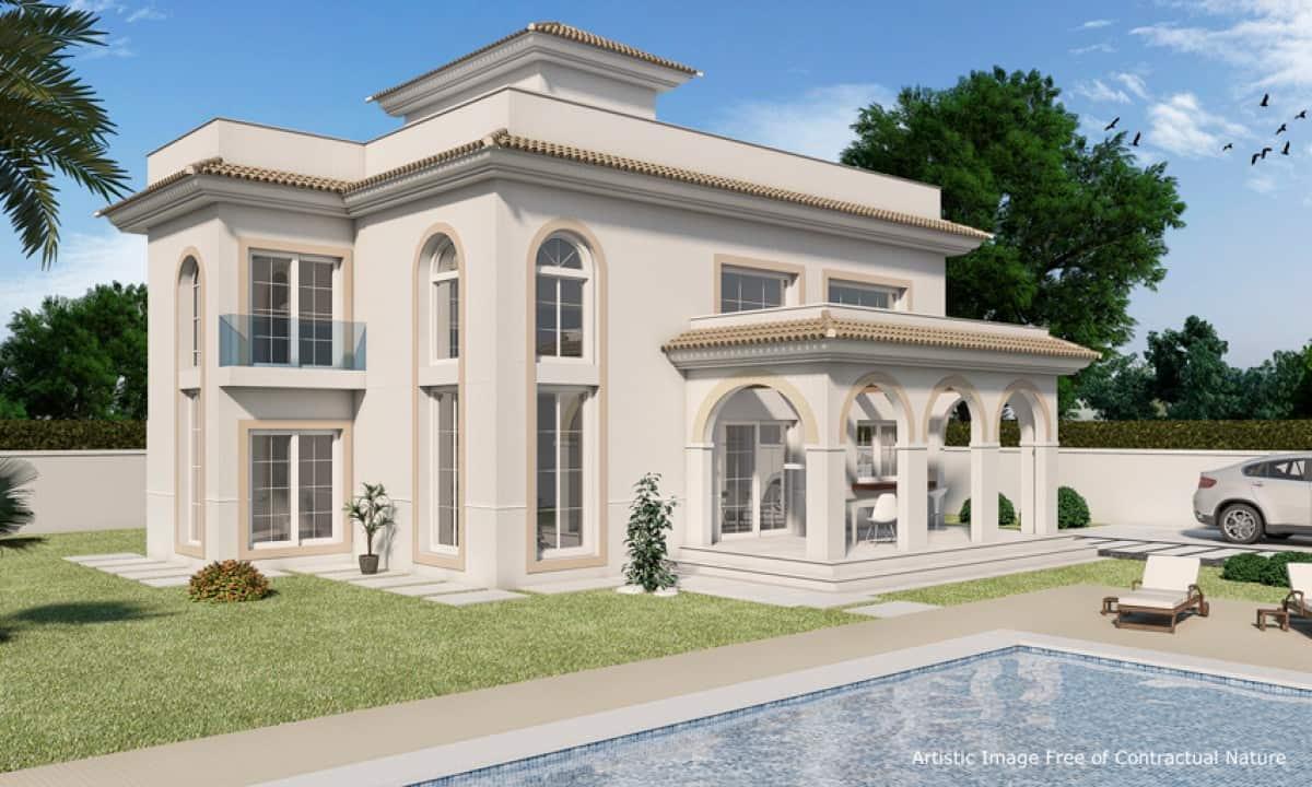 Ref:PPS20149C Villa For Sale in Ciudad Quesada