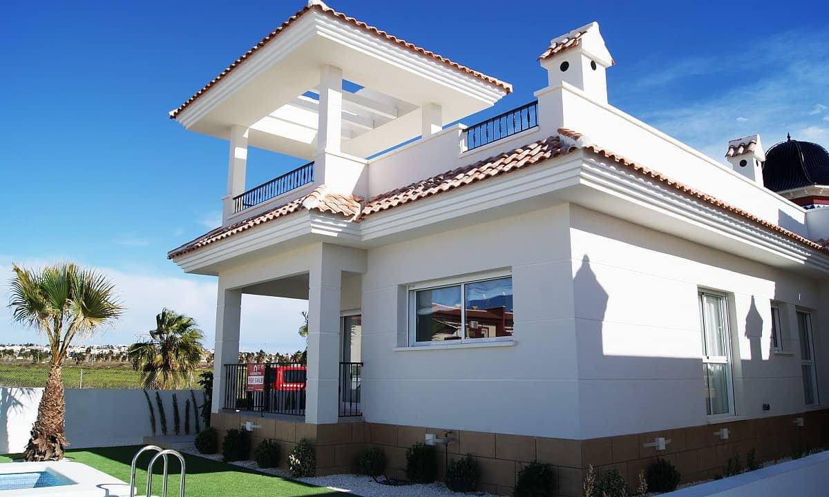Ref:PPS20148C Villa For Sale in Ciudad Quesada