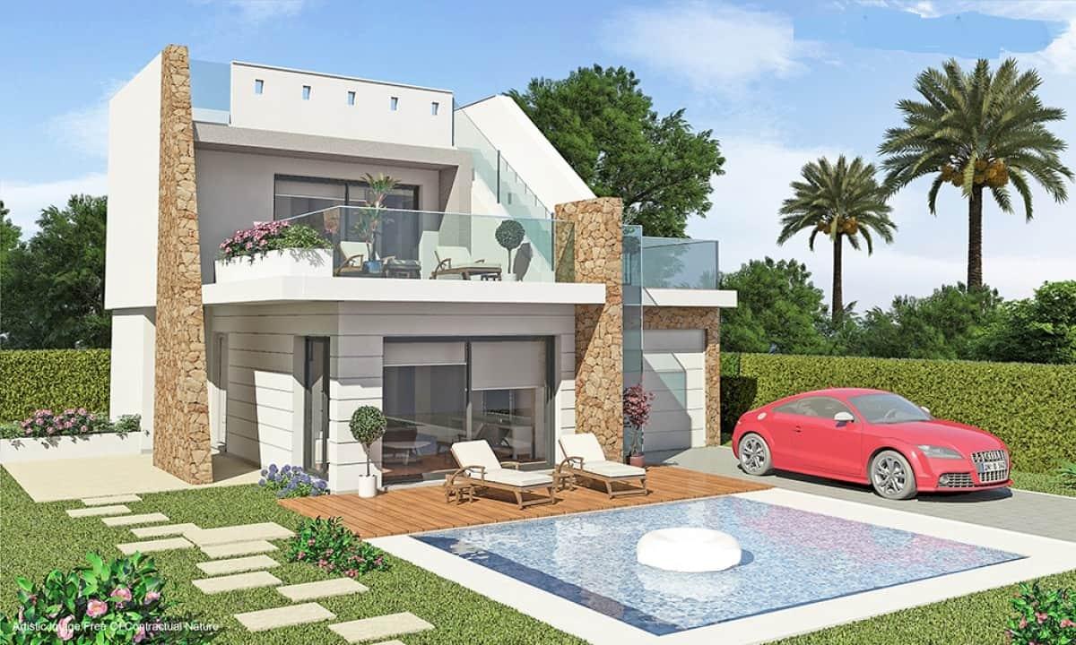 Ref:PPS20144C Villa For Sale in Los Alcazares