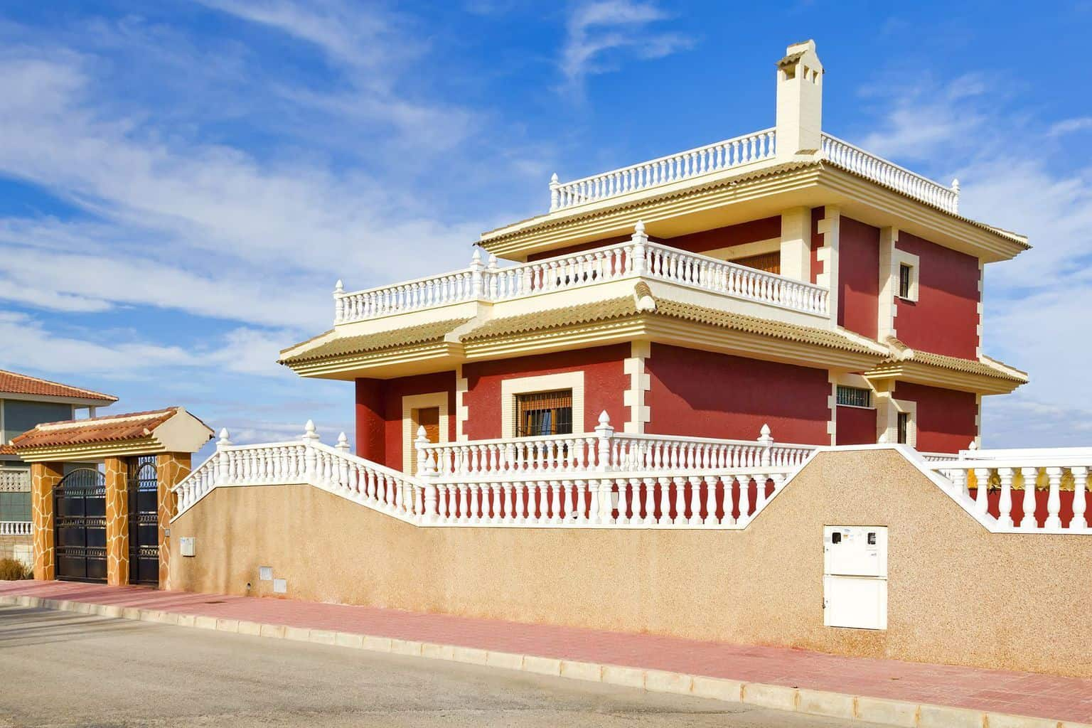 Ref:PPS20221C Villa For Sale in Southern Costa Blanca Area