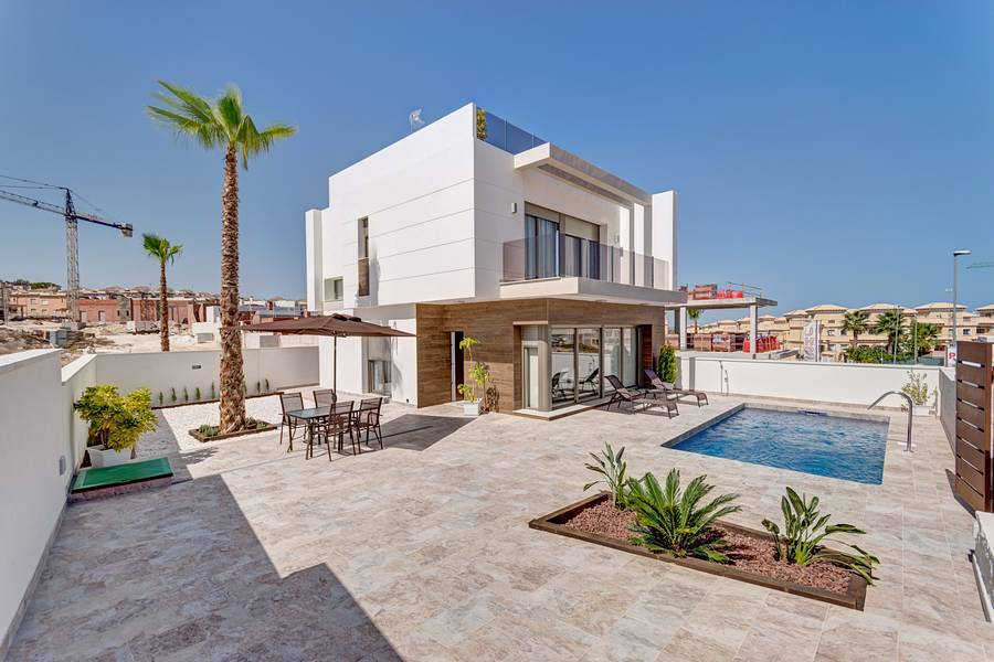 Ref:PPS20195C Villa For Sale in San Miguel de Salinas