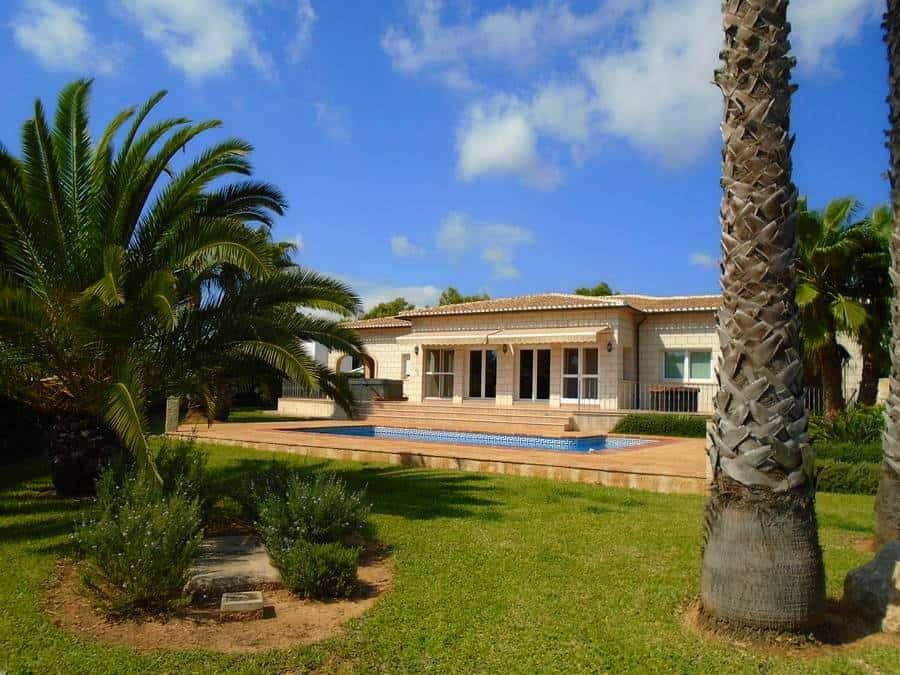 Ref:PPS10014D Villa For Sale in Javea