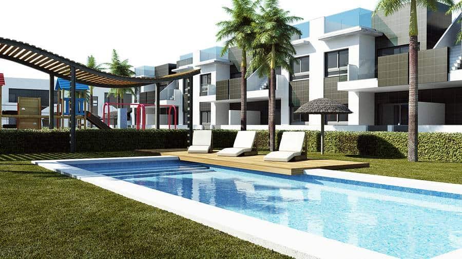 Ref:PPS20200C Apartment For Sale in Pilar de la Horadada