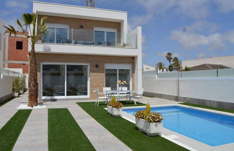 Ref:PPS20247C Villa For Sale in San Pedro del Pinatar