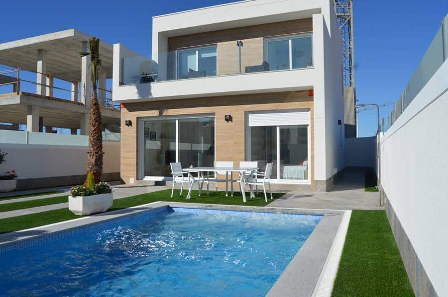 Ref:PPS20248C Villa For Sale in Pilar de la Horadada