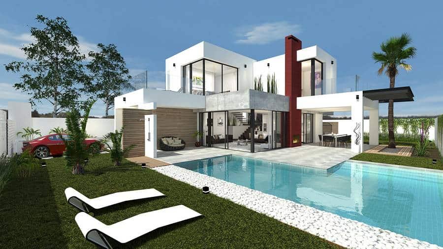 Ref:PPS20269C Villa For Sale in Los Alcazares