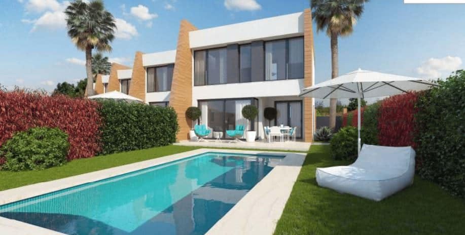 Ref:PPS20304C Townhouse For Sale in Villamartin
