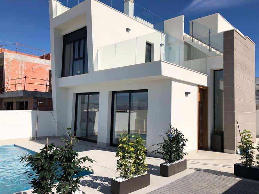 Ref:PPS20300C Villa For Sale in Benijófar