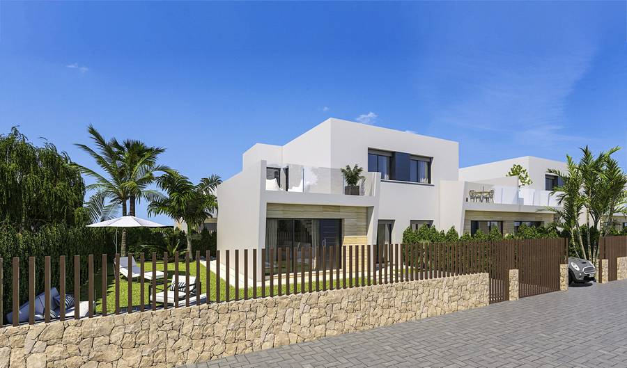 Ref:PPS20297C Villa For Sale in Torre de la Horadada