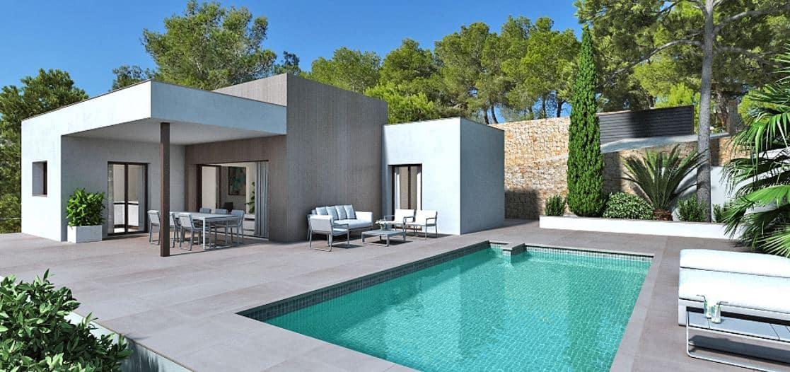 Ref:PPS20287C Villa For Sale in Pedreguer