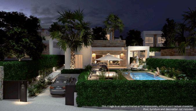 Ref:PPS20308C Villa For Sale in Algorfa
