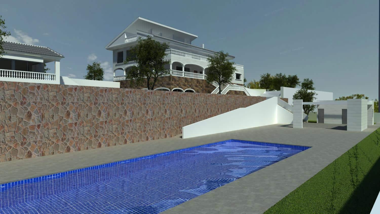 Ref:PPS20296C Villa For Sale in Villamartin