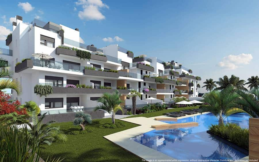 Ref:PPS20307C Apartment For Sale in Los Dolses
