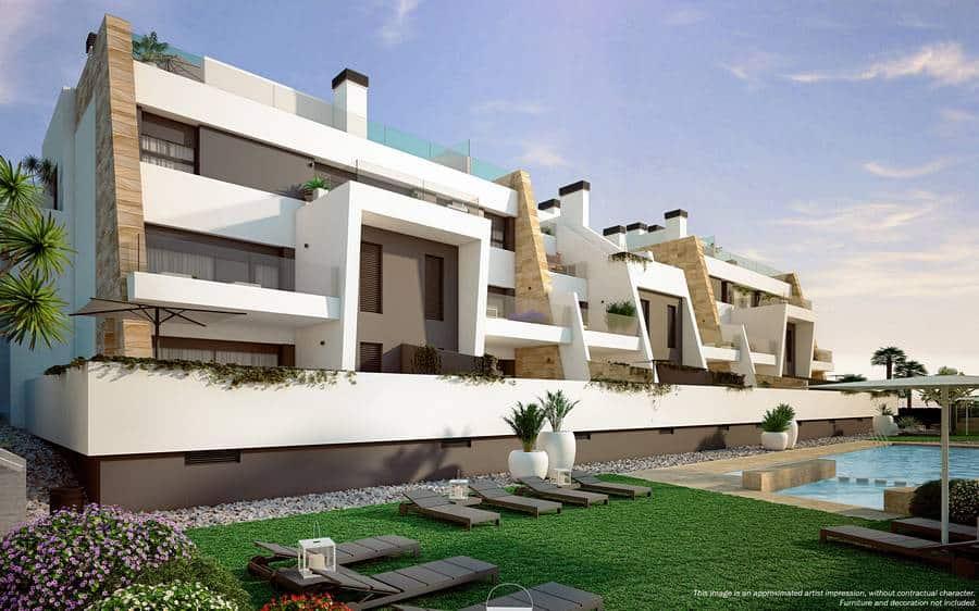 Ref:PPS20305C Apartment For Sale in Villamartin