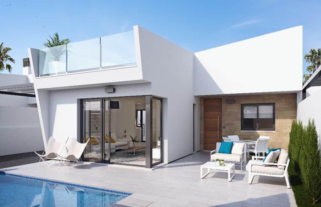 3 Bedroom New Villas – Los Alcazares