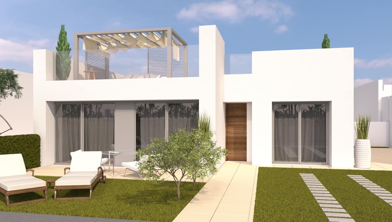 Ref:PPS20322C Villa For Sale in Pilar de la Horadada