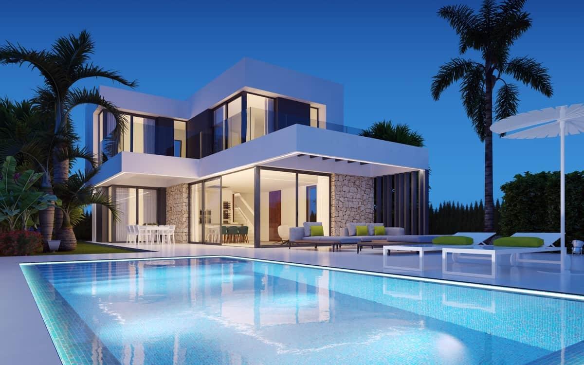Modern 3 Bedroom Villa – Finestrat