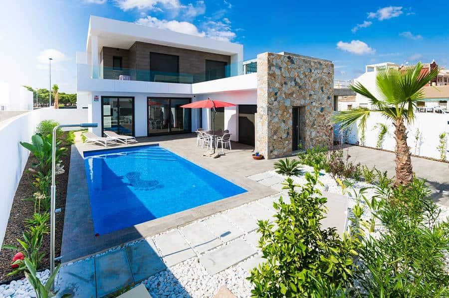 Ref:PPS20357C Villa For Sale in Pilar de la Horadada