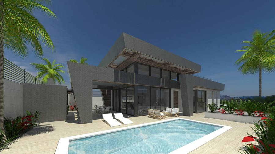 Ref:PPS20351C Villa For Sale in Polop
