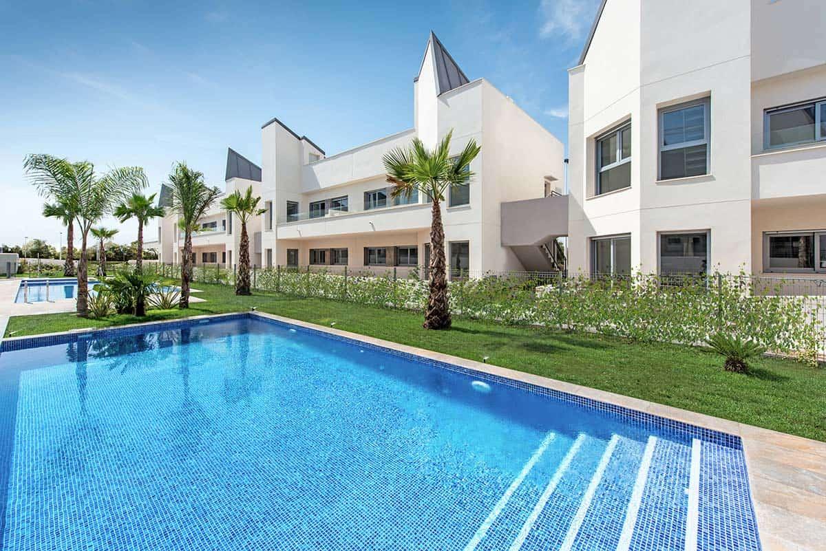 3 Bedroom Duplex Apartments - Torrevieja