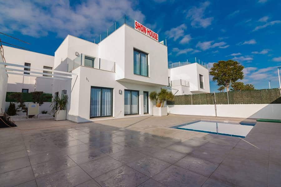Ref:PPS20340C Villa For Sale in San Pedro del Pinatar