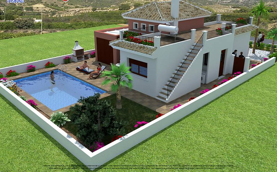 Ref:PPS20361C Villa For Sale in Los Alcazares