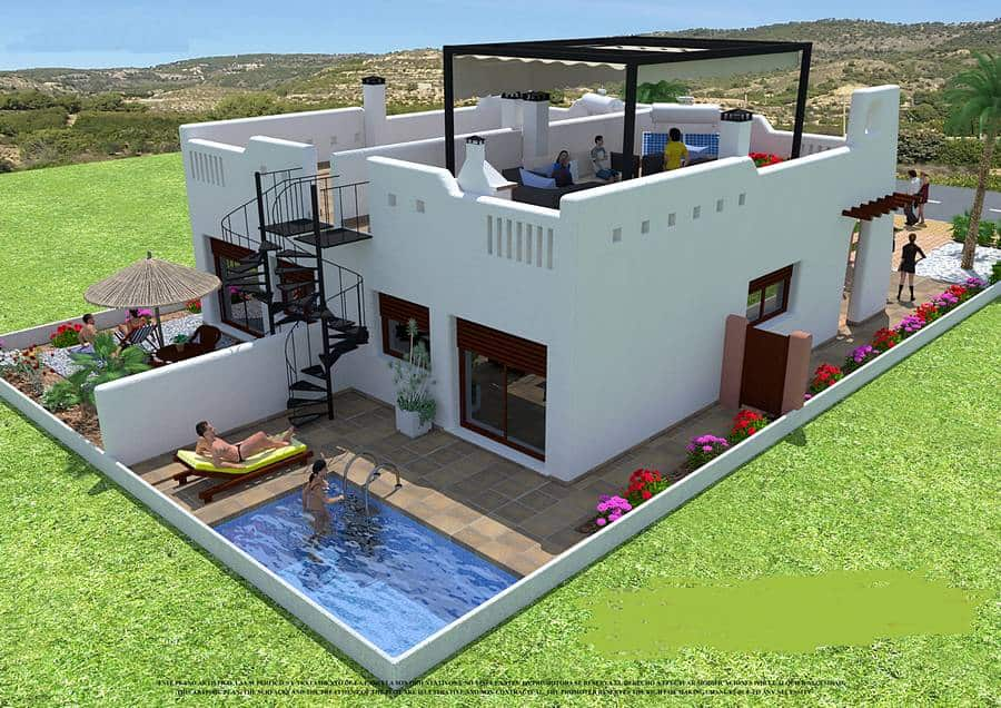 Ref:PPS20360C Villa For Sale in Los Alcazares