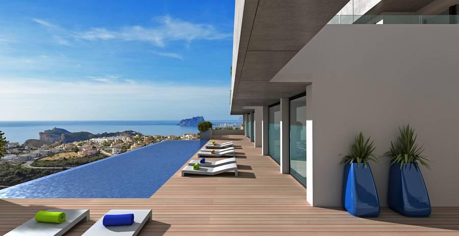 Ref:PPS20337C Apartment For Sale in Cumbre del Sol