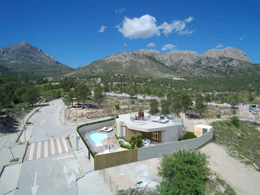 Ref:PPS20350C Villa For Sale in Polop