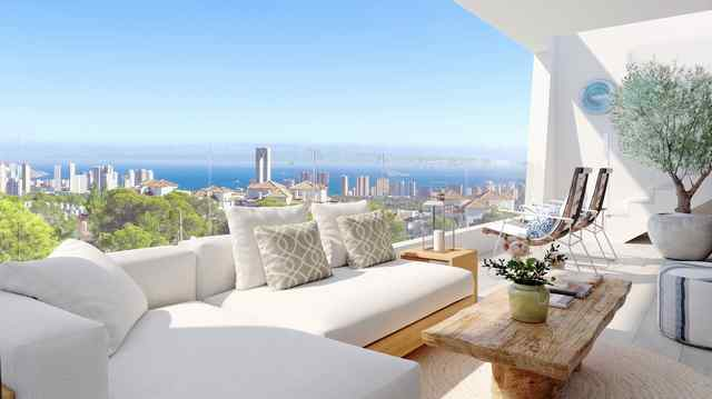 Ref:PPS20013C Apartment For Sale in Finestrat