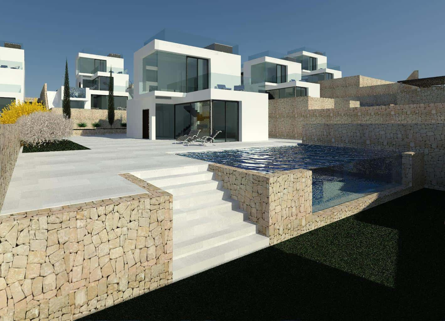 Ref:PPS20042C Villa For Sale in Finestrat