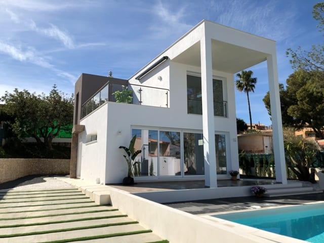 Ref:PPS10023D Villa For Sale in La Nucia