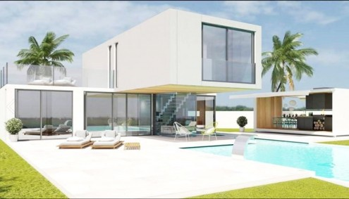Ref:PPS20380C Villa For Sale in Polop