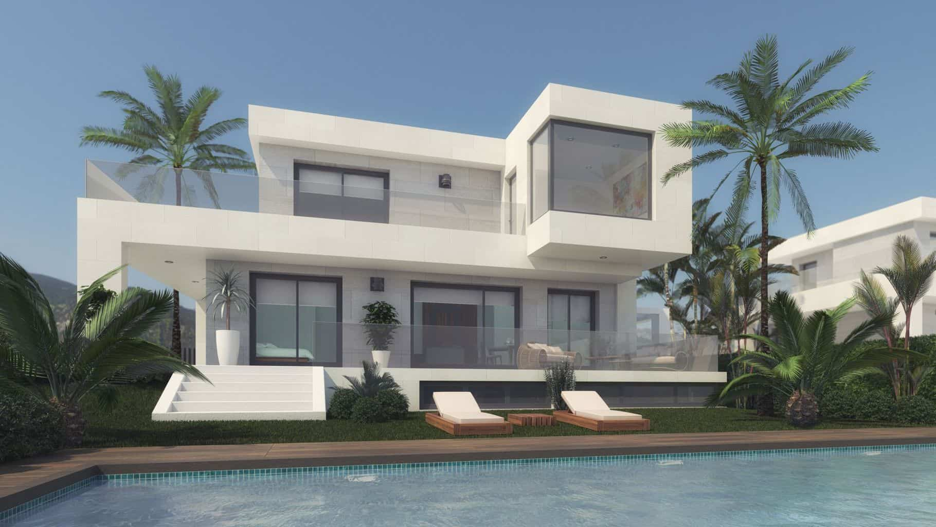 Ref:PPS20404C Villa For Sale in Finestrat